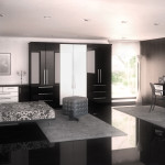 Phoenix-Gloss-Black-&-White-Bedroom