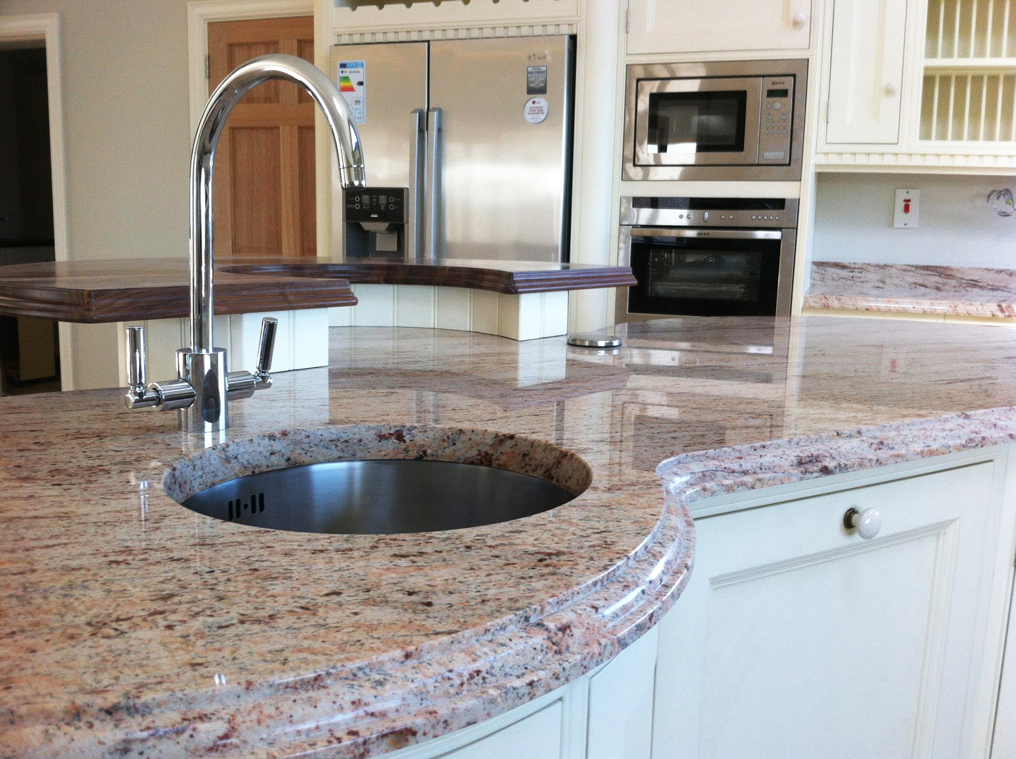 Castleshane Kitchens Granite Worktops