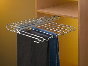 Trouser Rail